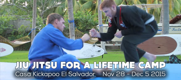 Jiu Jitsu for a Lifetime
